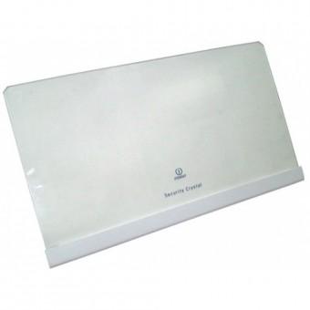 Полка над ящиком для овощей Indesit C00263217