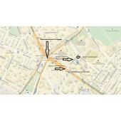 Подробная карта расположения Магазина