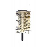 Переключатель конфорок и режимов духовки для электроплиты INDESIT ПМ034