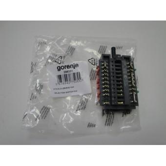 Переключатель для электроплит Gorenje 296331