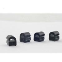 Резинка решетки плиты Ariston - Indesit C00039148